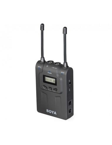 Receptor inalámbrico UHF Pro Boya RX8
