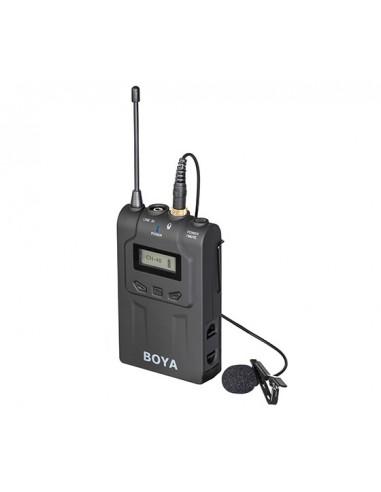 Transmisor inalámbrico UHF Pro Boya TX8