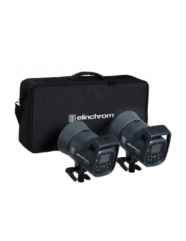 Kit Elinchrom ELC 125/125