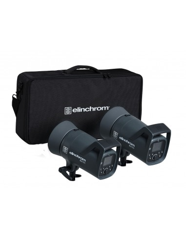 Kit Elinchrom ELC 500/500
