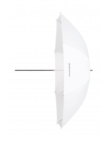 Paraguas Shallow Traslúcido 105 cm