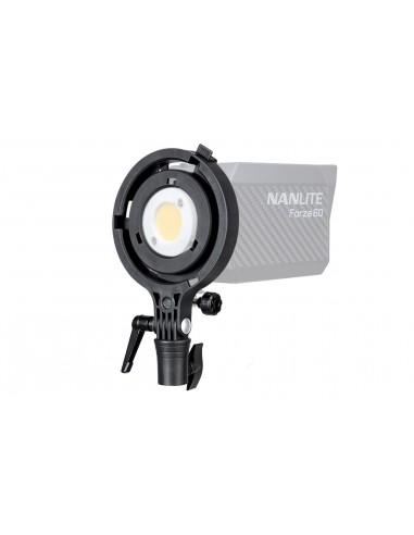 Nanlite adaptador Forza 60 bayoneta...