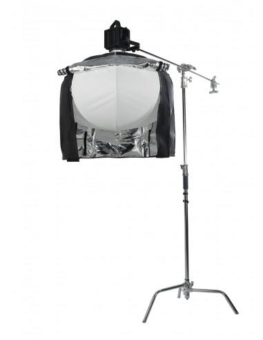 Linterna softbox Nanlite 80cm para Forza