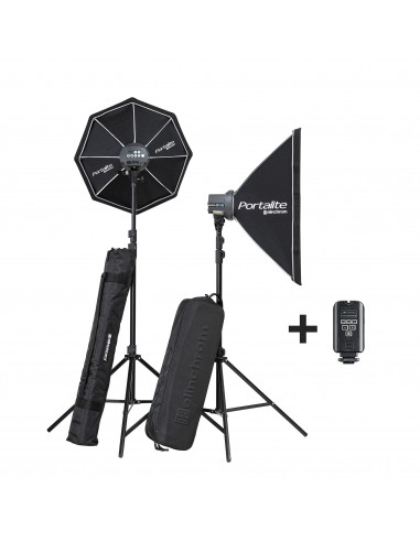 KIT ELINCHROM D-LITE RX ONE/ONE...